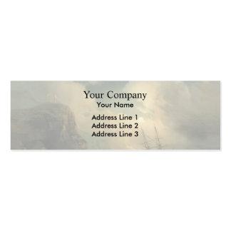 Ivan Aivazovsky- Seascape Business Card Templates