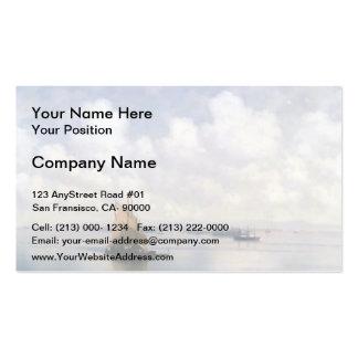 Ivan Aivazovsky- Seascape Business Card