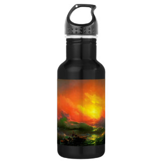 IVAN AIVAZOVSKY - The ninth wave 1850 532 Ml Water Bottle