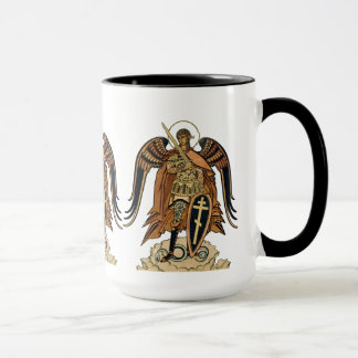 Ivan Bilibin Archangel Michael CC0607 Coffee Mug