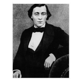 Ivan Sergeevich Turgenev Postcard