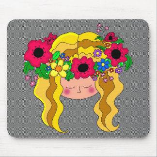 Ivana Kupala Ukrainian Folk Art Mouse Pad