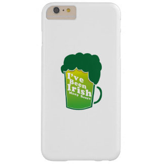 I've Been Irish For Many Beers St. Patrick's Day Barely There iPhone 6 Plus Case