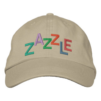 I've Been Zazzled by SRF Embroidered Hat