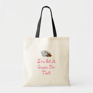 I've Got A Coupon For That Tote Bag