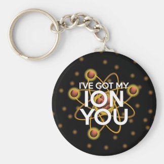 I'VE GOT MY ION YOU KEY RING