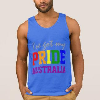I've Got my Pride For Gay Marriage in Australia Singlet