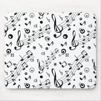 I've Got the Music in Me Mouse Pad