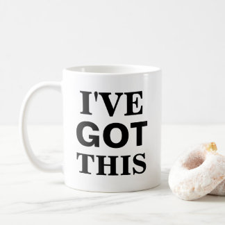 I've Got This Left-Handed Mug