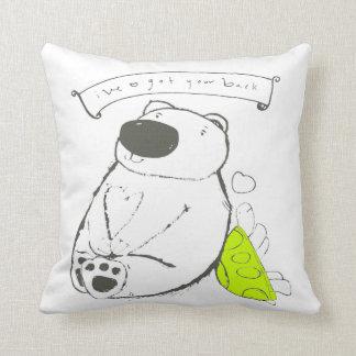 I've got your back cushions