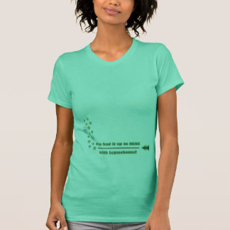 I've had it up to HERE with Leprechauns T-Shirt