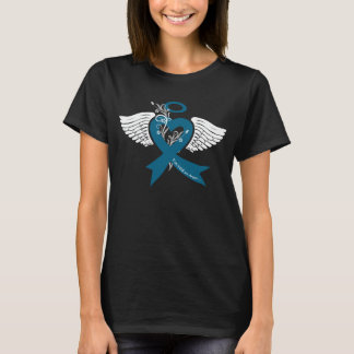 I've Held an Angel (Cervical Cancer) T-Shirt