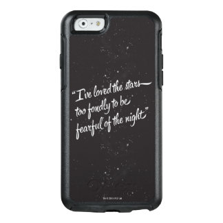 I've Loved The Stars OtterBox iPhone 6/6s Case