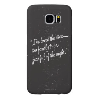 I've Loved The Stars Samsung Galaxy S6 Cases