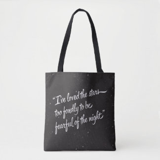 I've Loved The Stars Tote Bag