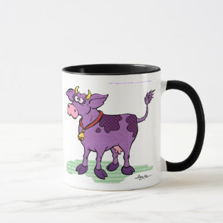 I've Never Seen A Purple Cow Mug