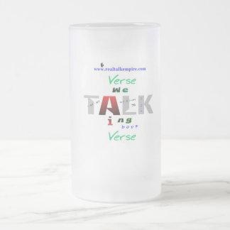iverson - glass mugs