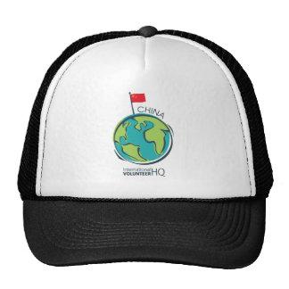 IVHQ China T-Shirt Cap