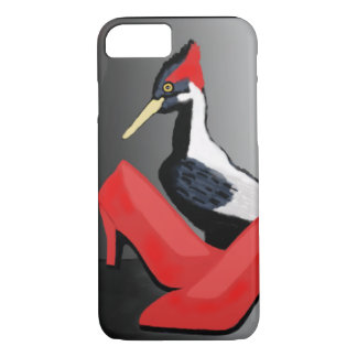 Ivory-billed Woodpecker iPhone 8/7 Case