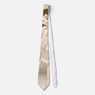Ivory Bride Tie