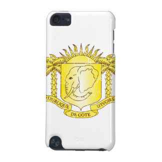 Ivory Coast Coat Of Arms iPod Touch 5G Case