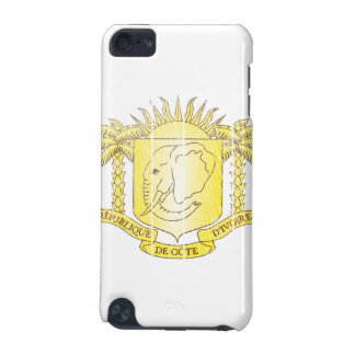 Ivory Coast Coat Of Arms iPod Touch 5G Cover