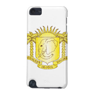 Ivory Coast Coat Of Arms iPod Touch 5G Covers