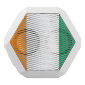 Ivory Coast Flag White Bluetooth Speaker