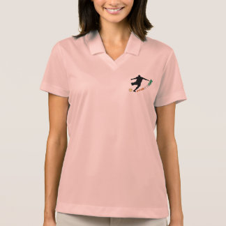Ivory Coast Soccer Polo Shirt