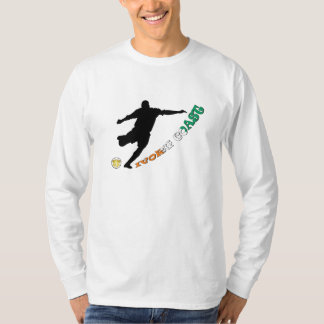 Ivory Coast Soccer Tee Shirt