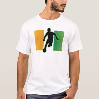 Ivory Coast Striker T-Shirt