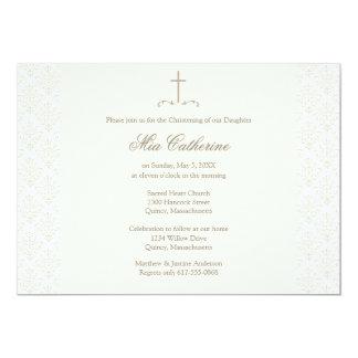 Traditional Christening Invitations Announcements Zazzle Com Au
