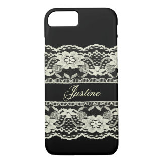 Ivory Lace iPhone 7 case