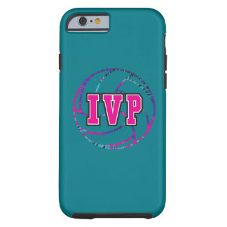 IVP (Pick Your Background Colour) Phone Case