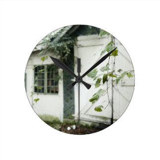 Ivy Barn Wall Clock