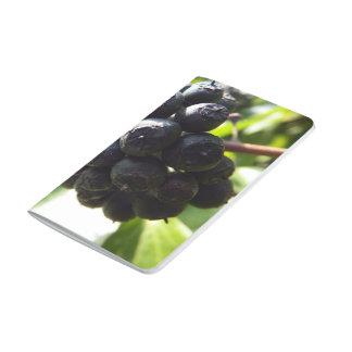 Ivy Berries Pocket Journal