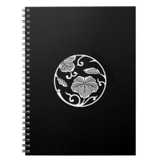 Ivy branch circle notebooks