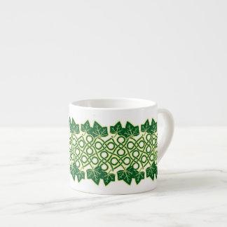 """""""Ivy Forever"""" espresso mug"""