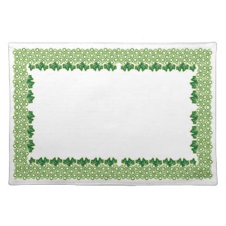 """""""Ivy Forever"""" placemat, large Placemat"""