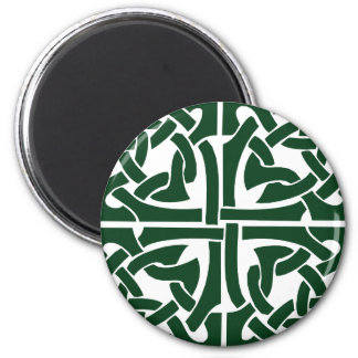 Ivy Green Celtic Knotwork Magnet