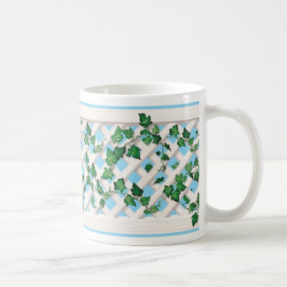 ivy lattice mug