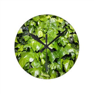Ivy Round Clock