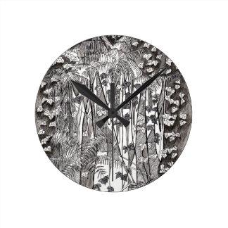 Ivy, Summerhill Glen. Wall Clock
