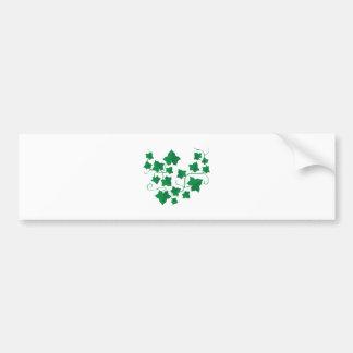 Ivy Vines Bumper Sticker
