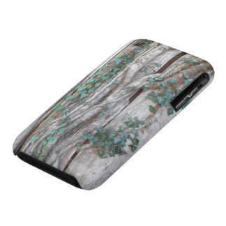 Ivy & Vines on Wood Fence iPhone 3 Case-Mate Cases