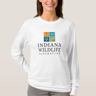 IWF Logo Long Sleeve Women's T-shirt