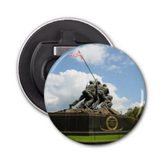 Iwo Jima Memorial in Washington DC Bottle Opener