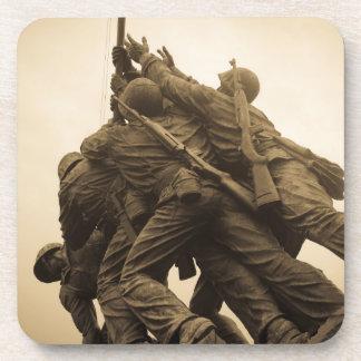 Iwo Jima Memorial in Washington DC Coaster