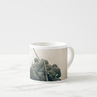 Iwo Jima Memorial in Washington DC Espresso Cup