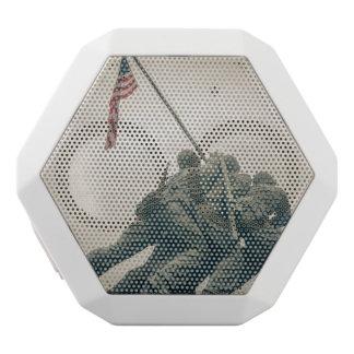 Iwo Jima Memorial in Washington DC White Bluetooth Speaker